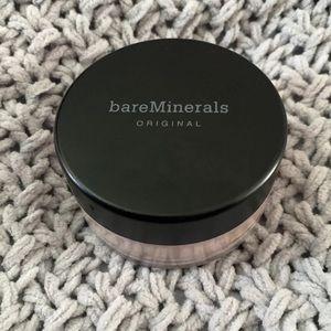 Bareminerals powder foundation
